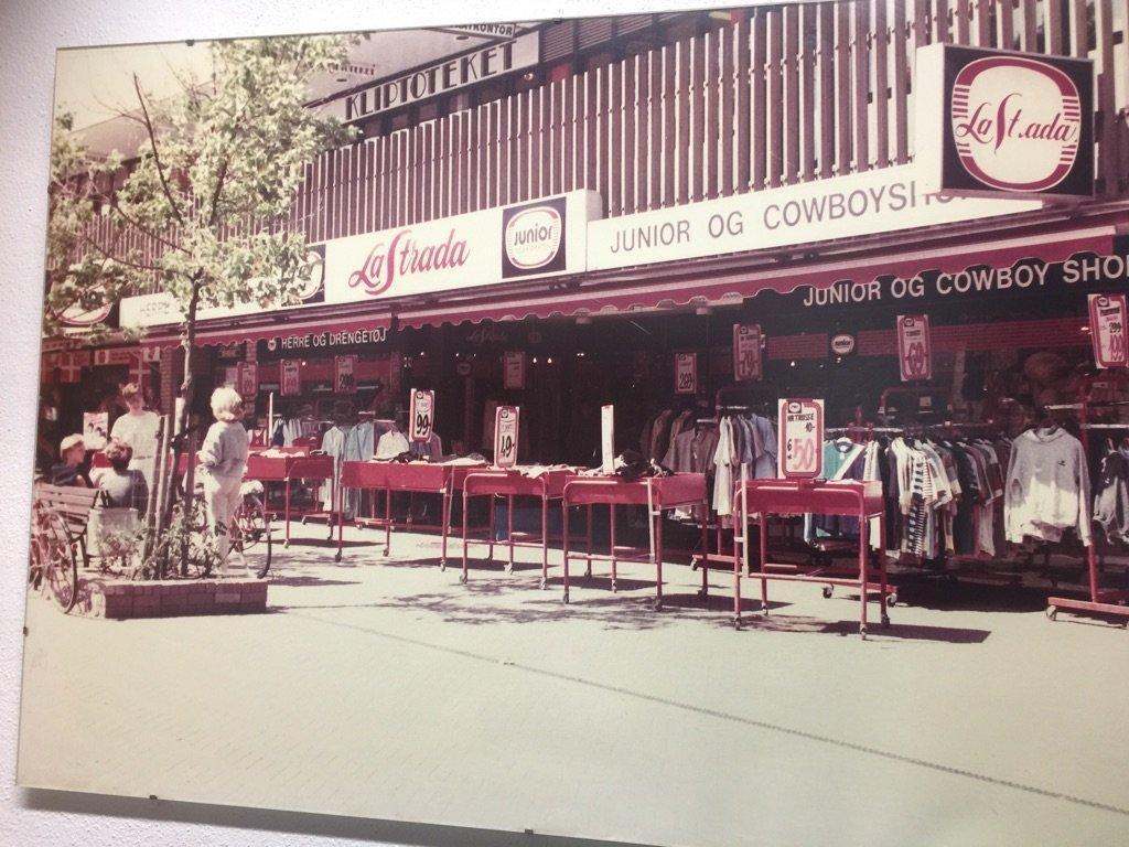 La Strada i Egedal Centret i Stenløse - Vores Egedal