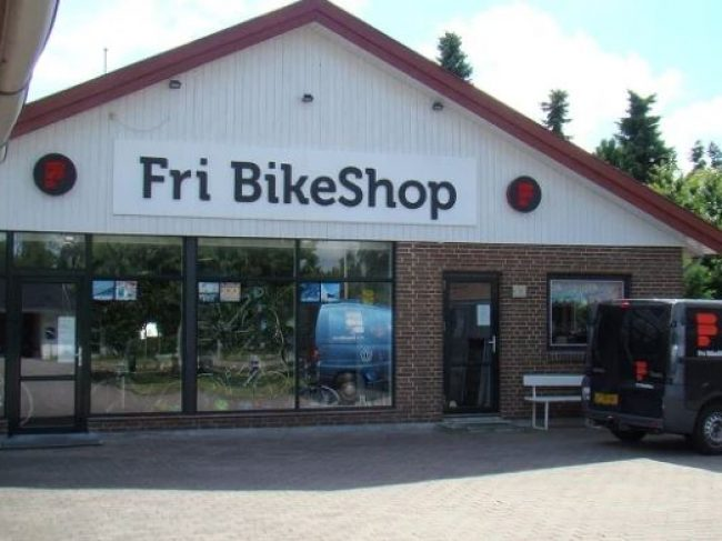Fri BikeShop Ølstykke