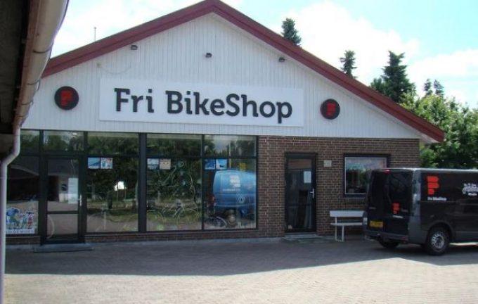 Fri BikeShop Ølstykke
