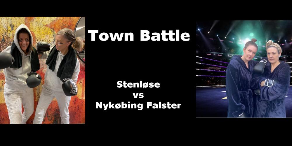 """Town-battle i denne weekend: Stenløse vs Nykøbing Falster. Today Egedal battler i disciplinen """"Bedste tilbud"""""""