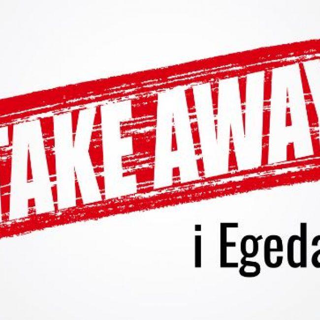 GUIDE: Her kan du bestille TAKE-AWAY i Egedal