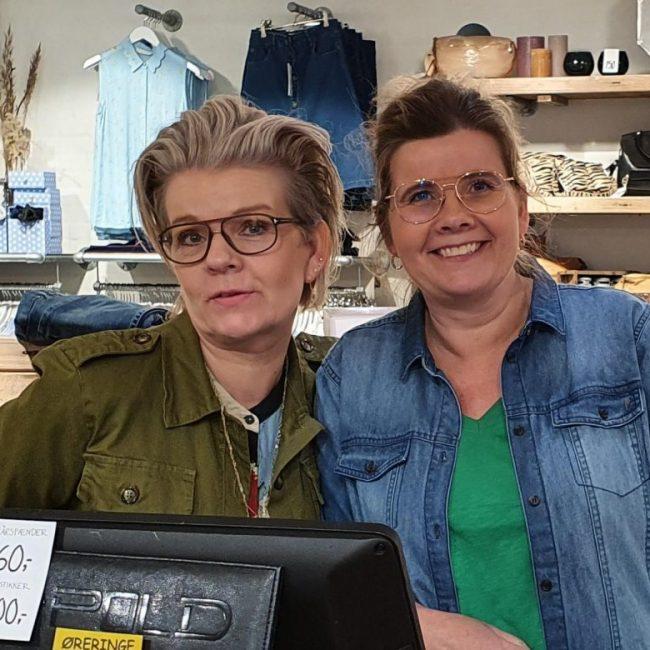 Butik Charlotte: Det skal være en god oplevelse at besøge vores butik